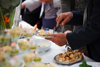 Buffet mariage, événements Lisieux